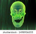 3d Rendering Illustration Green ...