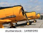 Vintage Wwii Harvard Aircraft...