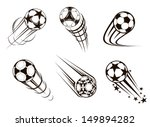 Soccer And Football Emblems Fo...
