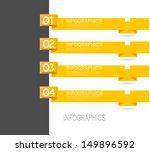 modern design template  can be... | Shutterstock .eps vector #149896592