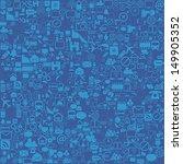 network background  vector | Shutterstock .eps vector #149905352