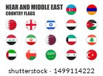 web buttons with near and... | Shutterstock .eps vector #1499114222