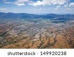 Aerial view of Sierra Vista, Arizona