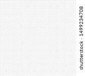 halftone effect seamless... | Shutterstock . vector #1499234708