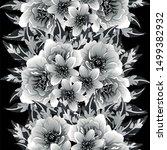 abstract elegance seamless...   Shutterstock .eps vector #1499382932