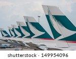 hong kong  china   june 16 ... | Shutterstock . vector #149954096