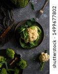 Organic Cauliflower And...