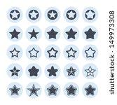 star icon   Shutterstock .eps vector #149973308