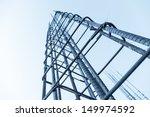 reinforce iron rack in a...   Shutterstock . vector #149974592