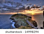 South Stack Lighthouse At...