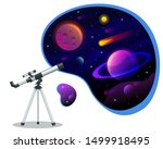 Isometric Astronomical...