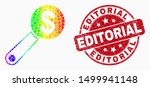 dotted spectral financial audit ... | Shutterstock .eps vector #1499941148