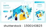 vector cross platform... | Shutterstock .eps vector #1500143825