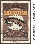 Sheatfish  Crossed Rods And...