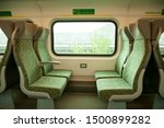 inside view of seating in a... | Shutterstock . vector #1500899282