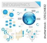 infographics design elements.... | Shutterstock . vector #150124832