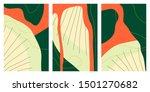 abstract vector templates....   Shutterstock .eps vector #1501270682