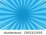 bright sunbeams background with ... | Shutterstock .eps vector #1501311935