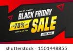 advertising banner or poster... | Shutterstock .eps vector #1501448855