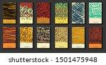 brochure template background... | Shutterstock .eps vector #1501475948