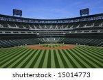 baseball stadium | Shutterstock . vector #15014773