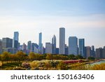 chicago   may 18  chicago... | Shutterstock . vector #150163406
