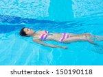 an asian thai girl in sexy... | Shutterstock . vector #150190118