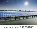 solar energy in china | Shutterstock . vector #150204206