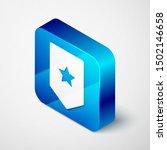 isometric chevron icon isolated ... | Shutterstock .eps vector #1502146658