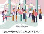 artistic poster advertising... | Shutterstock .eps vector #1502161748