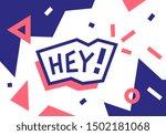 vector creative illustration... | Shutterstock .eps vector #1502181068