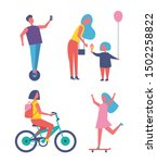 people playing in entertainment ...   Shutterstock . vector #1502258822