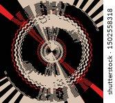 Digital Graphic Kaleidoscope...