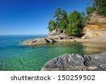 Cove Along Lake Superior...