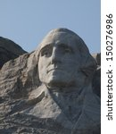 Mt. Rushmore National Monument...