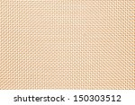 orange woven background or... | Shutterstock . vector #150303512