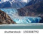 Sawyer Glacier Tracy Arm Fjord