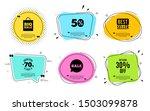 get extra 30  off sale. best... | Shutterstock .eps vector #1503099878