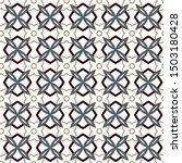 seamless vector pattern in...   Shutterstock .eps vector #1503180428