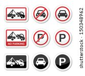 attention,auto,badge,black,car,car carrier,carry,caution,circle,close,design,drive,element,forbid,graphic