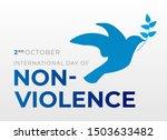 international day of non...   Shutterstock .eps vector #1503633482