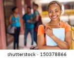 portrait of pretty female... | Shutterstock . vector #150378866