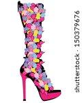 boots | Shutterstock .eps vector #150379676