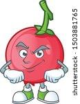 smirking cartoon lovi lovi... | Shutterstock .eps vector #1503881765