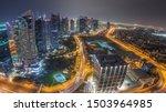 Jumeirah Lake Towers...