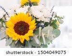 Close Up Of Flowers. Lavander ...