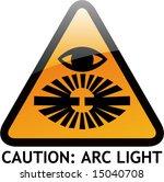 vector of alert sign 25 arc...