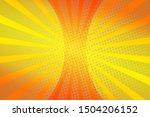 beautiful amber abstract...   Shutterstock . vector #1504206152