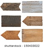 collection of various  empty... | Shutterstock . vector #150433022