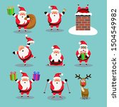 vector christmas collection of...